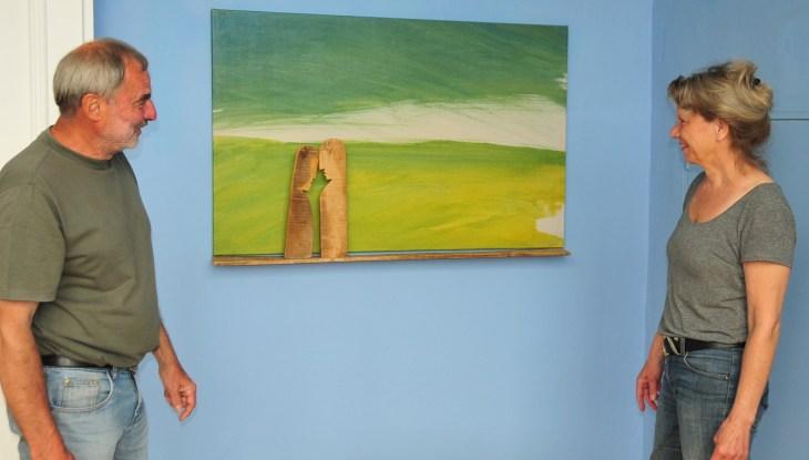 Aller guten Dinge sind drei: Kulturelle Kostbarkeiten in den Putbuser Galerien (Teil 2 von 3)