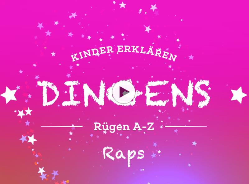 """""""Dingens – Rügen von A bis Z"""": R wie Raps"""