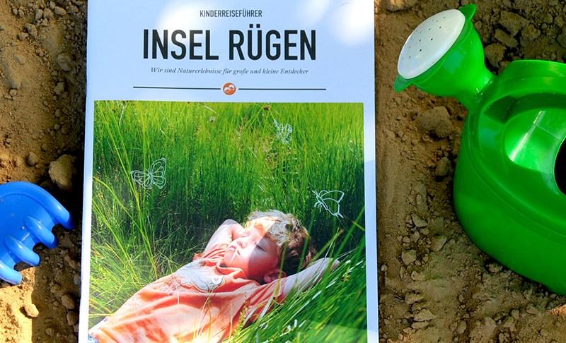 Neuer Kinderreiseführer für die Insel Rügen