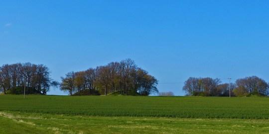 Hügelgräberfelder der Slawen- und Bronzezeit rund um Ralswiek