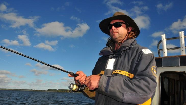 Auf Angeltour mit Larsen-Fishing