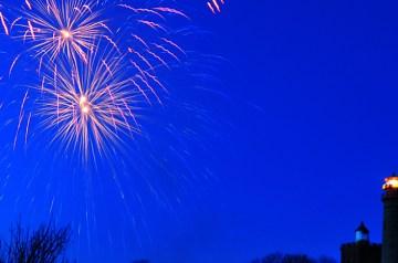 Die Top 5: Silvesterfeuerwerke auf Rügen