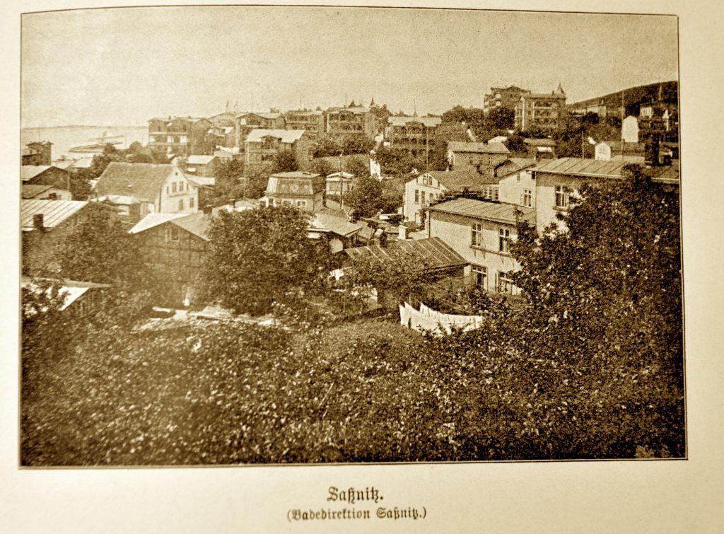 hv Sassnitz um 1900