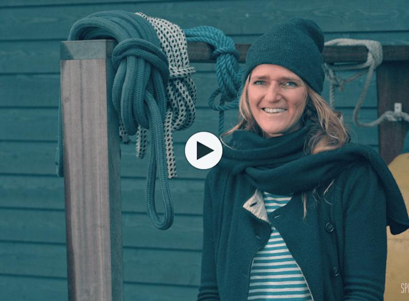 Sportfreunde Rügen – Seglerin Catarina