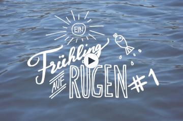 Ein Frühling auf Rügen. #1 Angeln