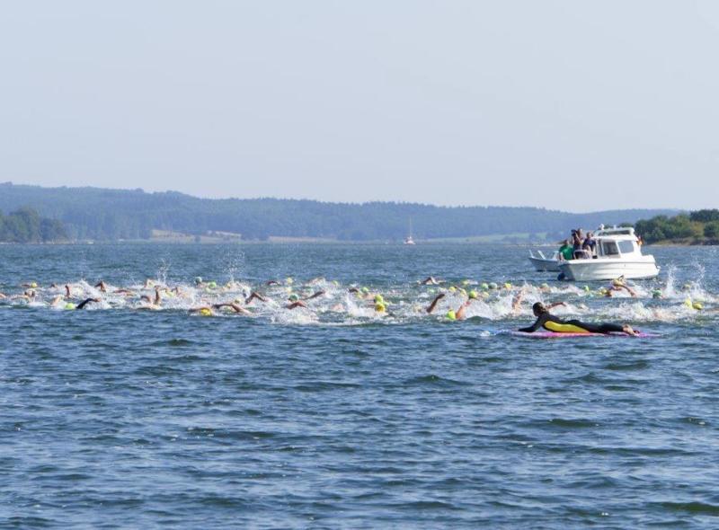 Vilm-Schwimmen mit noch mehr Sicherheit
