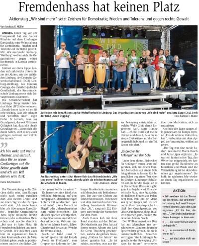 2019-05-27 Weilburger Tageblatt