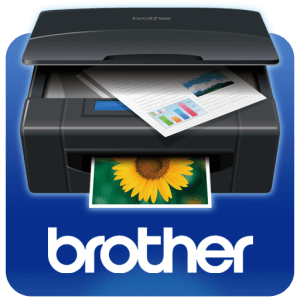 Brother iPrint&Scan Logo