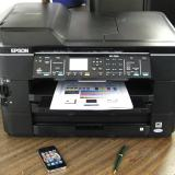 Epson WorkForce WF-7520 as tested