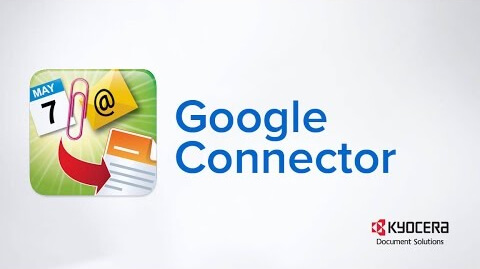 kyocera-google-connector
