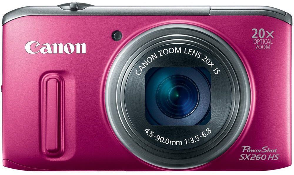 Canon Powershot CMOS Digital Camera
