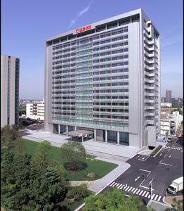 Canon Inc. Headquarters - Tokyo, Japan