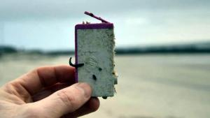washed-up ink cartridge