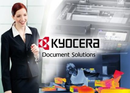 New Eco-Friendly Kyocera MFPs Feature 'Locked' Toner