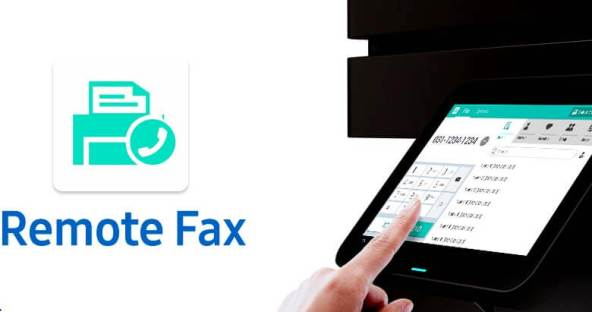 remote fax