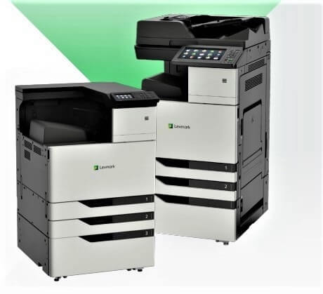 Lexmark International Today Announced Its Next Generation Of A3 Color Laser Printers And Smart Copier MFPs That Will Be Available In The Fall 2017