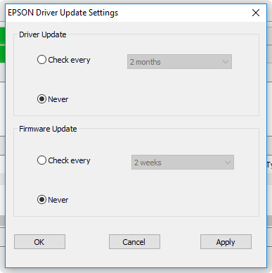 Latest Epson Software Update Said to Block Use of Remanufactured Ink