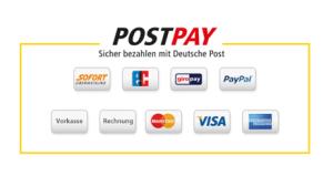 Postpay-Zwangskunde geworden