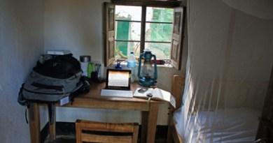 Mein Arbeitsplatz in Yamba