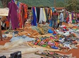 Milingano: Handel mit Gebrauchtkleidern