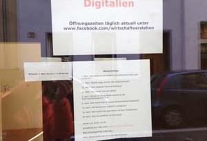 Mini-Workshops und mehr im Projekt Digitalien.