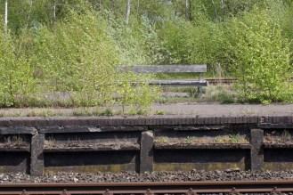 Gleise in Niedersachsen