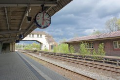 Bahnhof Sande