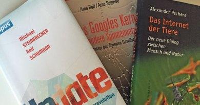 Drei lesenswerte Bücher