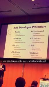 App-Vorstellung