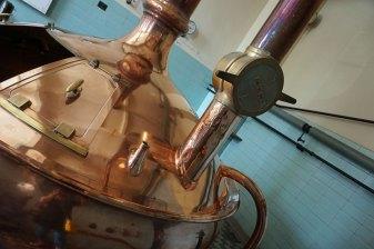 Im Brauerei Museum