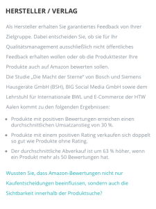 Screenshot Club der Produkttester