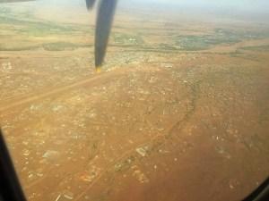 Flug nach Kakuma