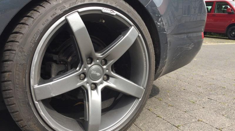 Eine Reifenpanne ist gar nicht so selten
