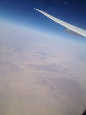 Fliegen ist praktisch, aber nicht gut für die Umwelt