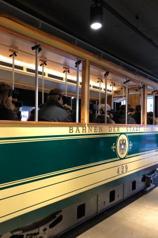 TimeRide Straßenbahn