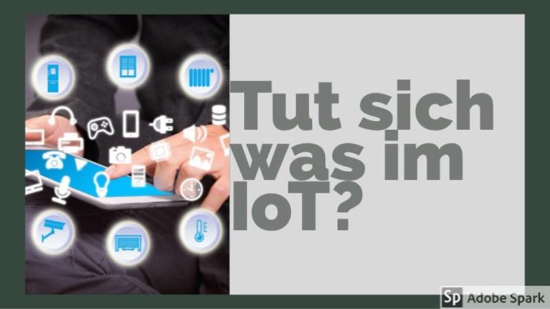 Was ist Trend im IoT?