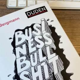 Business Bullshit - Buch aus dem Duden Verlag
