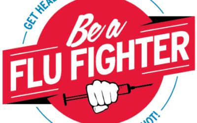 Influenza (flu) Peak Season is Near. Protect Yourself with a Flu Shot.