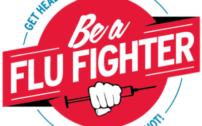Influenza (flu) Peak Season is Near. Protect Yourself with a Flu Shot.
