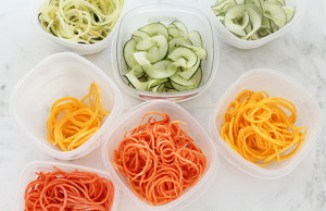 Spiral-veggies