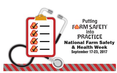 Press Release: National Farm Safety & Health Week 2017