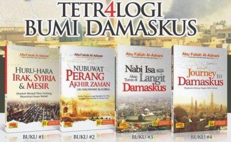 Tetralogi-Bumi-Damaskus - Abu Fatiah Al Adnani - Penerbit Granadamediatama