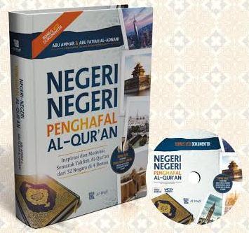Jual Buku Negeri Negeri Penghafal Al Quran - Abu Fatiah Al Adnani - Abu Ammar - Al Wafi Publishing