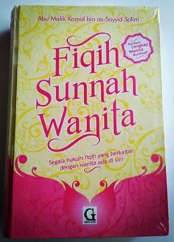 Jual Buku Islami | Buku Fiqih Sunnah Wanita - Abu Malik Kamal bin As Sayyid Salim - Penerbit Griya Ilmu