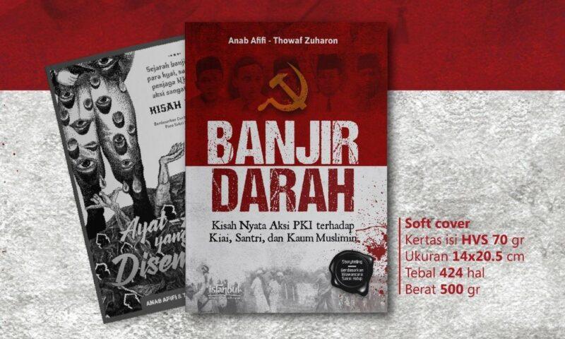 Buku Banjir Darah Penerbit Istanbul