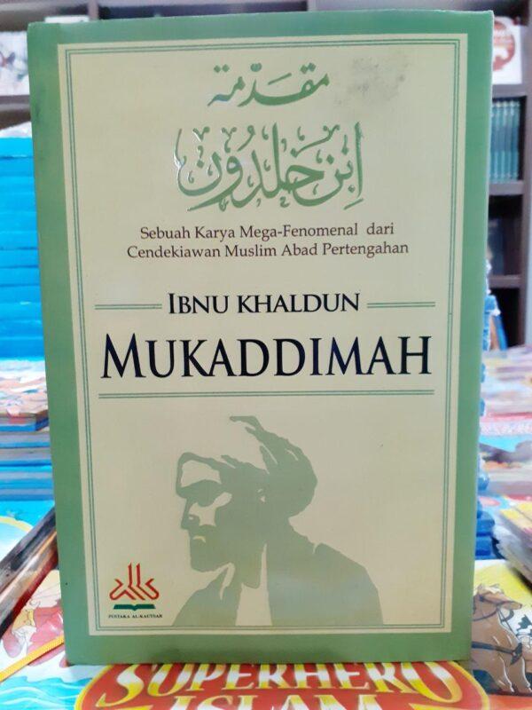 Daftar isi Muqaddimah Ibnu Khaldun