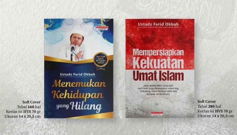 Download buku Ustadz Fariq Okbah Pdf