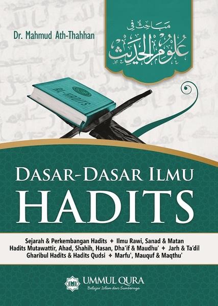 Dasar Dasar Ilmu Hadits Penerbit Ummul Qura Ulumul Hadits