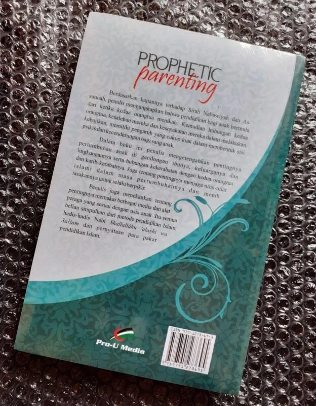 Download buku prophetic parenting cara nabi mendidik anak Pro u media pdf