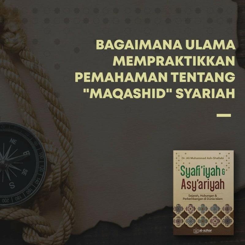 Daftar Isi Buku Syafi'iyah dan Asy'ariyah